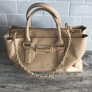 IvANKA TRUMP Handbag TOTE Camel shoulder bag